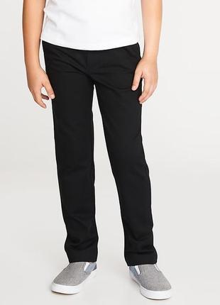 Oldnavy брюки скинни школьные. черного цвета. новые