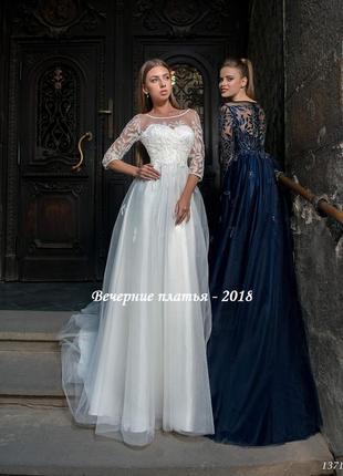 Платье выпускное, вечернее, праздничное в пол, макси.