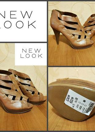 Туфли от new look, оригинал р. 38