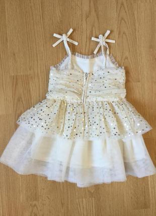 Платье. размер 1,5-2 года3
