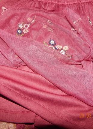 Платье с вышивкой3