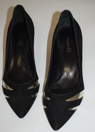 Туфли -лодочки minelli