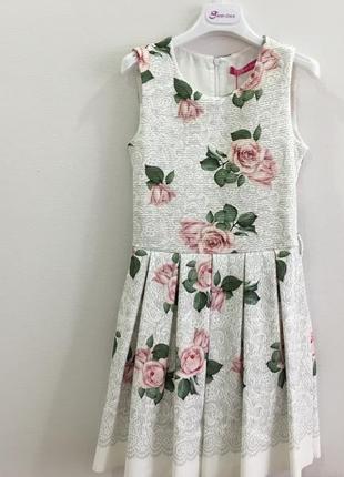 Оригинальное платье sarah chole (италия)