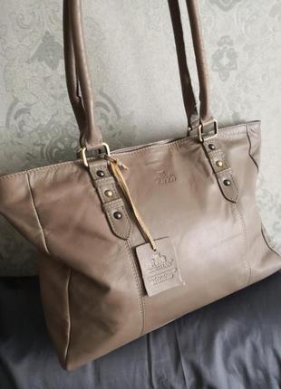 Большая роскошная сумка rowallan