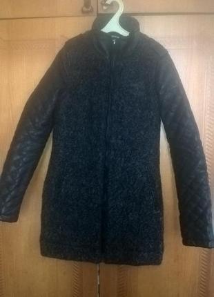 Пальто для девочки 10-12 лет, 140-146