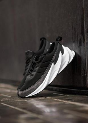 Шикарные мужские кроссовки adidas sharks gray 😍 (весна/ лето/ осень)