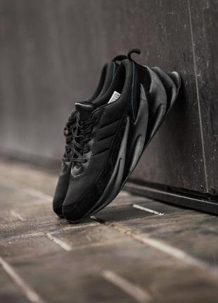 Шикарные мужские кроссовки adidas sharks black 😍 (весна/ лето/ осень)