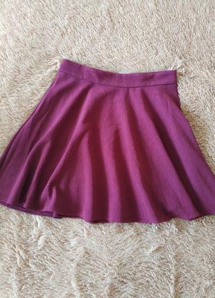 Фактурная юбка от asos