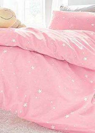 Детское постельное белье линон 100х135 dormia комплект германия5 фото