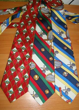 Набор галстуки atwardson шелк