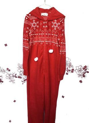 Пижама теплая кигуруми 1+1=3 🎁