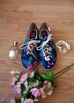 Мокасины на шнурках emilio lucax, размер 38
