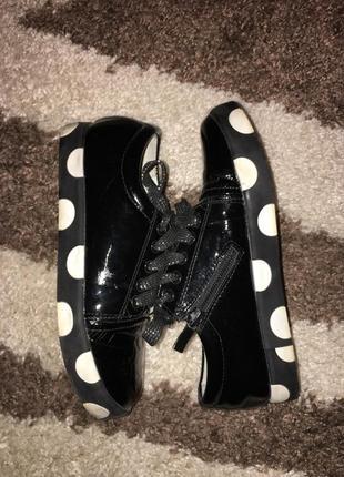 Красивые туфельки 34 размер!