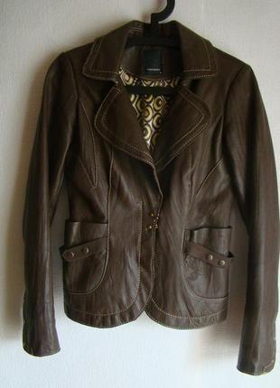 Куртка натуральная кожа кожаная