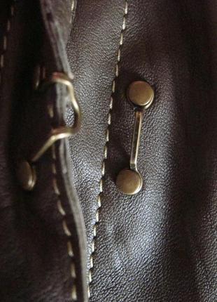 Куртка натуральная кожа кожаная4 фото