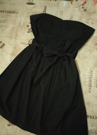 Terranova маленькое чёрное платье