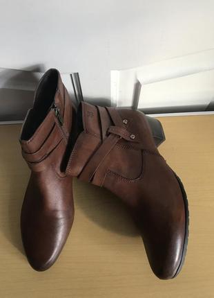 Супер комфорт - ботинки caprice