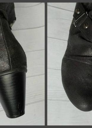38р удобные ботинки centro,эко-замша5 фото