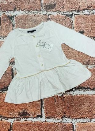 Нарядная блузочка девочке на 4 года
