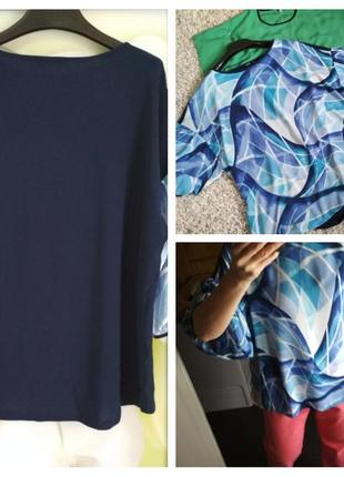 Очень красивая блузка, ovs италия, р. 50-54