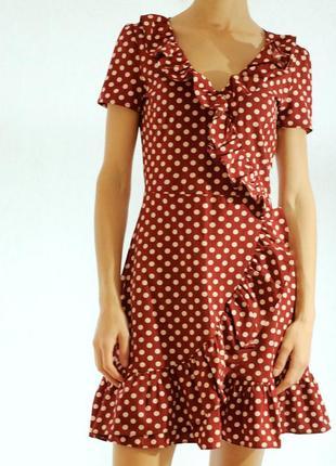 40e6b9a47f7552e Красные платья Cardo 2019 - купить недорого вещи в интернет-магазине ...