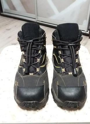 Кроссовки, ботинки salomon waterproof3