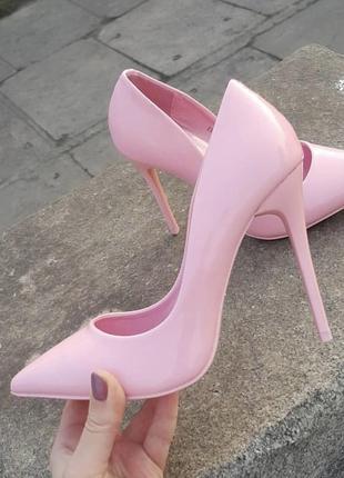 Розовые лодочки акция