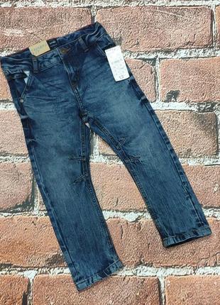 Модные джинсы мальчику на 5 лет