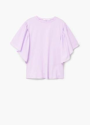 b4668c01826 Женские футболки Mango 2019 - купить недорого вещи в интернет ...