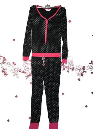 Пижама кигуруми в горошек 1+1=3 🎁
