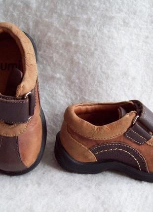 Туфли ботинки кожа