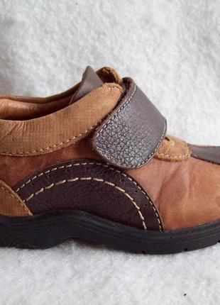 Туфли ботинки кожа2