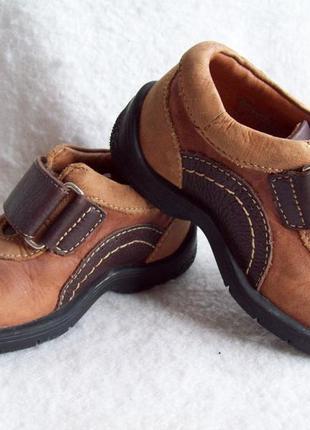 Туфли ботинки кожа3