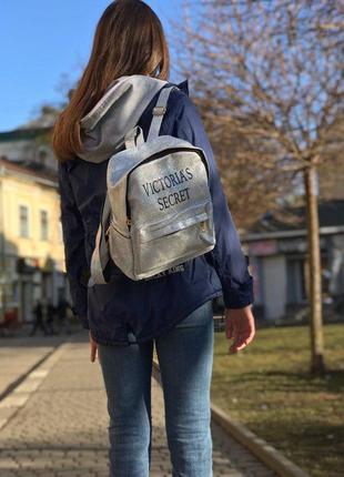 Красивий рюкзак victoria`s secret