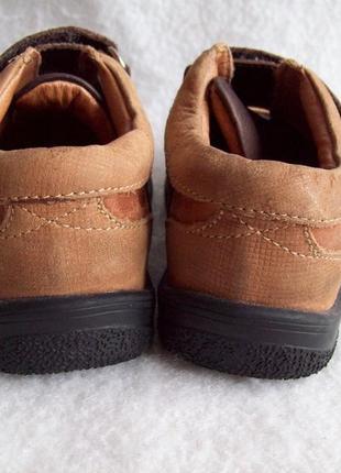 Туфли ботинки кожа6