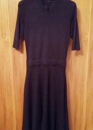 Стильное шерстяное платье  cos,оригинал