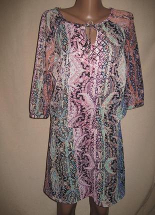 Отличное платье limited collection р-р8
