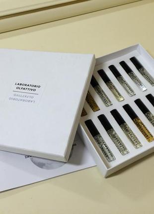 Laboratorio olfattivo, набор
