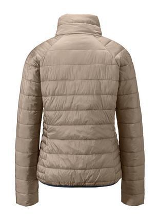 Мега крутая стеганая куртка-двухсторонка от tchibo, германия - р. 50-52 укр.6