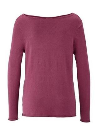 Стильно и элегантно — лаконичный свитерок от tchibo, германия3
