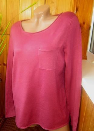 Стильно и элегантно — лаконичный свитерок от tchibo, германия6