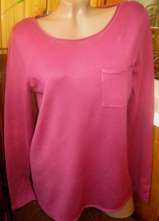 Стильно и элегантно — лаконичный свитерок от tchibo, германия8