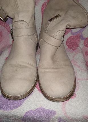 Кожаные ботиночки деми р. 39