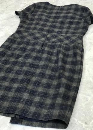 Стильное платье в клетку  dr1912139  next2 фото