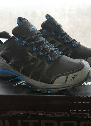 Кроссовки alpine crown, р.41 на 40 стелька 26,5 см. новые трекинговые ботинки