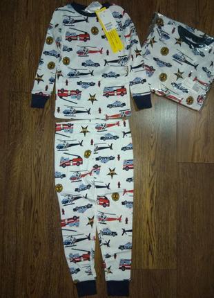 Пижама хлопковая н&m