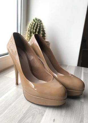 Туфли оригинал miu miu