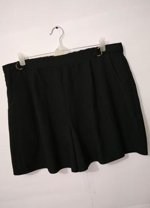 Новые черный шорты george uk 16/44/xl