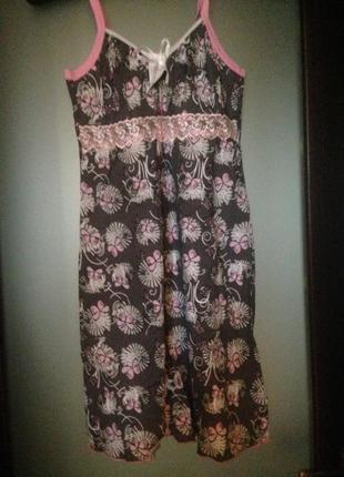 Ночнушка платье для дома