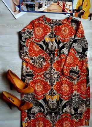 Яркое платье lindex